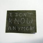 don'tknow