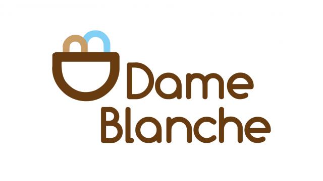 Dame Blanche: Logo & Buswrap